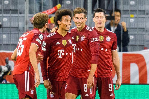 SL Benficavs Bayern München