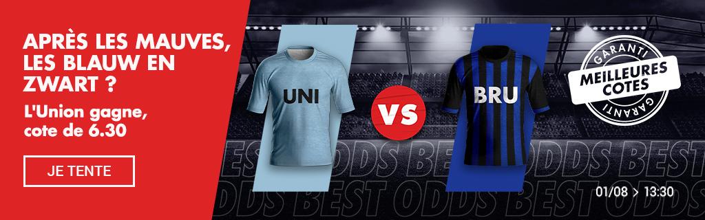 Union vs Bruges MC