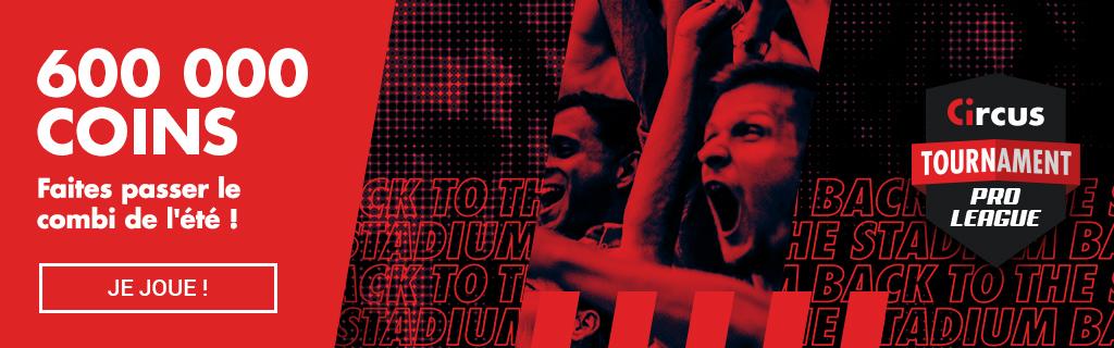 Tournoi Pro league