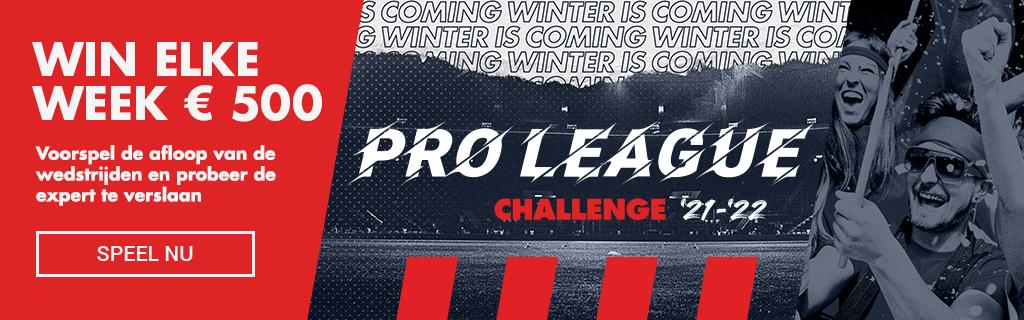 Proleague challenge 21-22