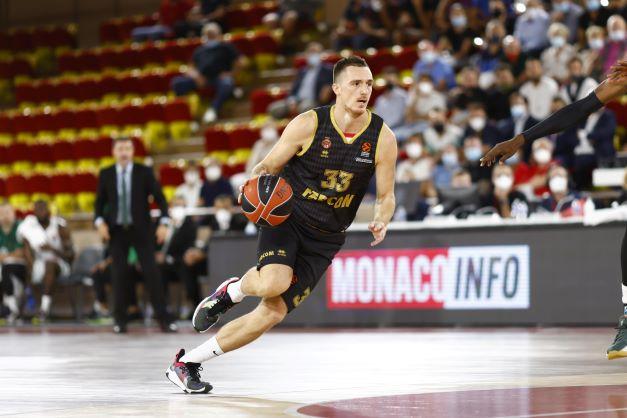 As Monaco vs Barca Basket