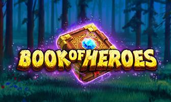 Golden Rock Studios - Book of Heroes