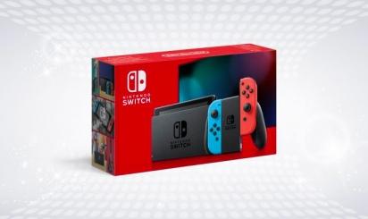 Nintendo Switch-spelconsole