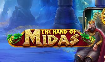 PragmaticPlay - Hand of Midas