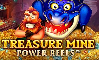RedTiger - Treasure Mine Power Reels