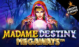 Pragmatic Play - Madame Destiny Megaways