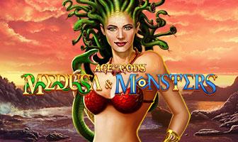 Playtech - Age of the Gods: Medusa & Monsters