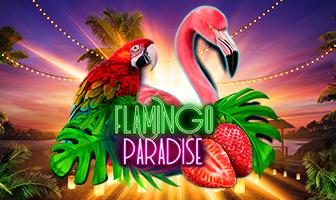 Red Rake - Flamingo Paradise
