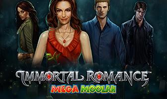 MicroGaming - Immortal Romance Mega Moolah