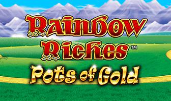 SG Digital - Rainbow Riches Pots of Gold