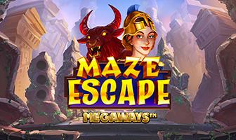 Fantasma Gaming - Maze Escape Megaways