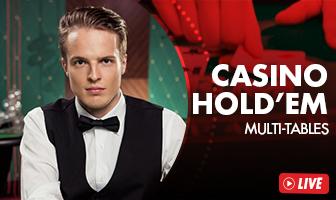 EVO - Casino Hold'em Live