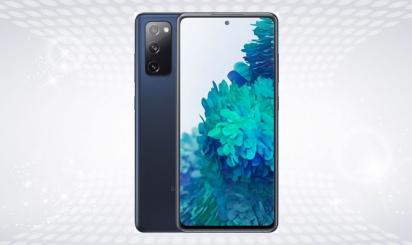 Blauwe Samsung Galaxy S20