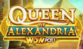 Neon Valley Studios - Queen of Alexandria™ WOWPOT!™
