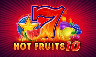 AMATIC - Hot Fruits 10