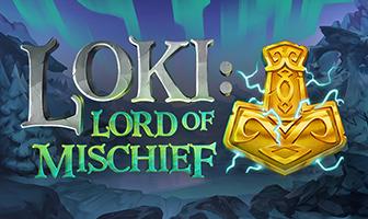 Blueprint - Loki Lord of Mischief