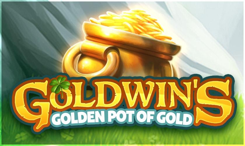 G1 - Goldwin's Golden Pot Of Gold Dice Slot