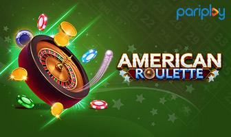 PariPlay - American Roulette