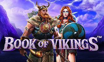 Pragmatic Play - Book of Vikings