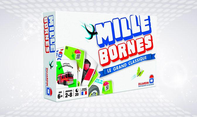 Mille Bornes le grand classique card game