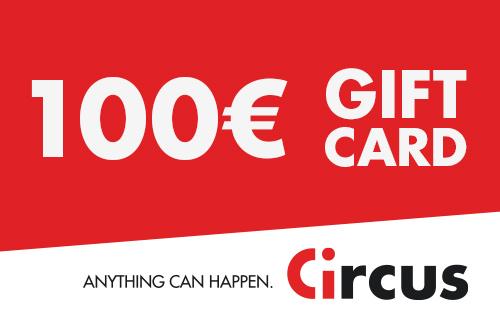 Circus Gift Card €100