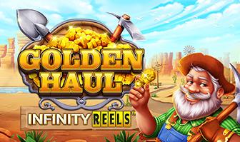 Yggdrasil - Golden Haul Infinity Reels