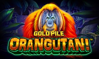 Playtech - Gold Pile Orangutan