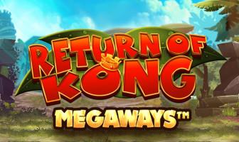 Blueprint - Return of kong Megaways