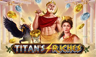PariPlay - Titans Riches