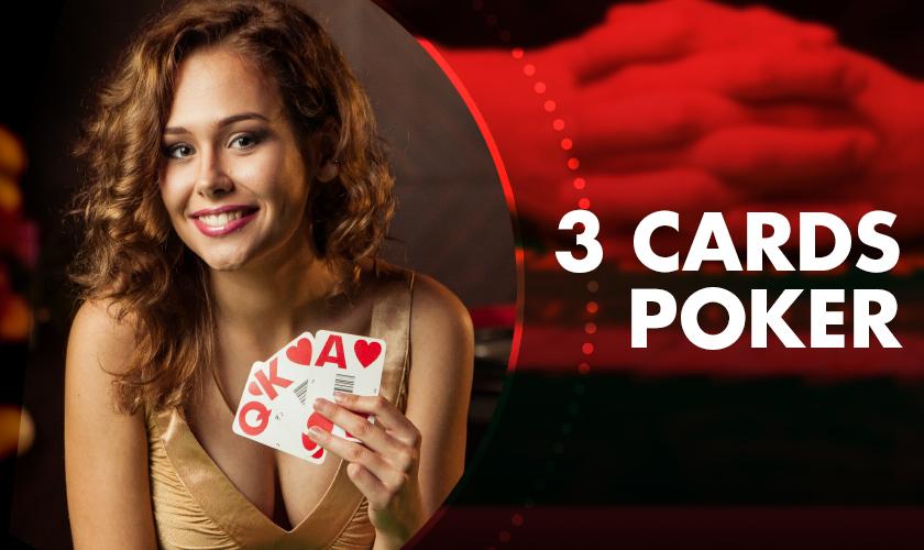 Evolution - Three Card Poker