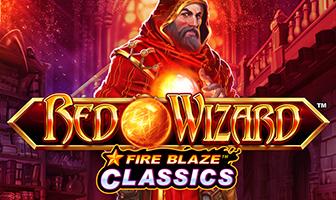 Playtech - Fire Blaze: Red Wizard