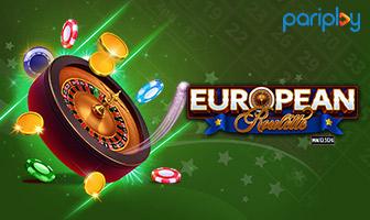 PariPlay - European Roulette Min: 0.10c