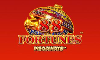 SHUFMST - 88 Fortunes Megaways