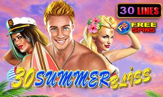 EGT - 30 Summer Bliss