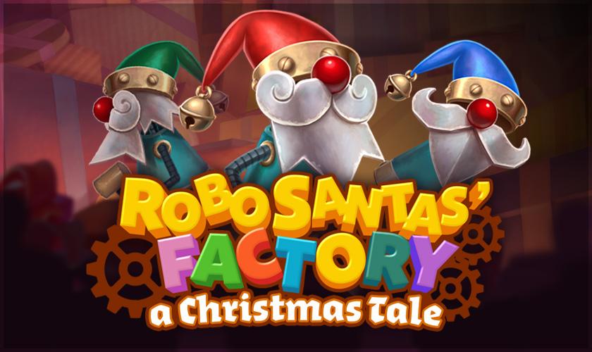 G1 - Robo Santa's Factory