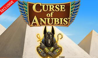 Playtech - Curse of Anubis