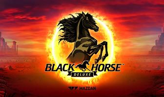 Wazdan - Black Horse Deluxe