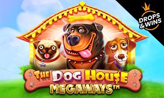 Pragmatic Play - Dog House Megaways