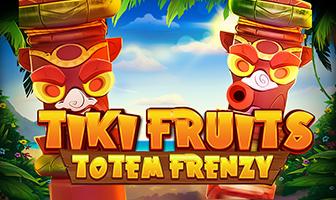 RED TIGER - Tiki Fruits Totem Frenzy
