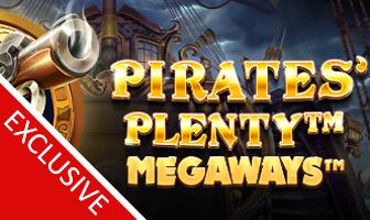Red Tiger - Pirates' Plenty Megaways