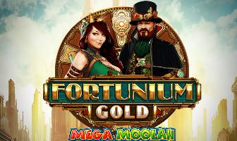 Stormcraft Studios - Fortunium Gold Mega Moolah