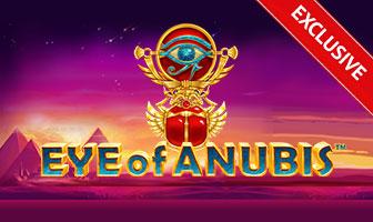 Playtech - Eye of Anubis