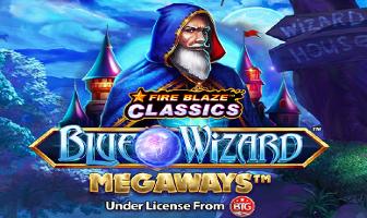 Playtech - Blue Wizard Megaways