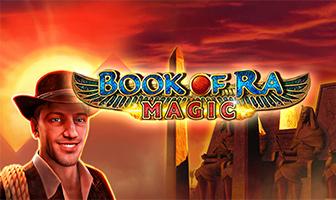 NOVO - Book of Ra Magic