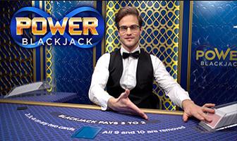 EG - Power Blackjack