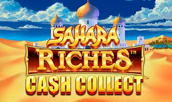 Playtech - Cash Collect: Sahara Riches