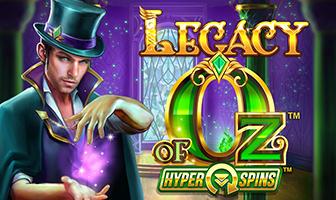 Triple Edge Studios - Legacy of Oz Hyper Spins
