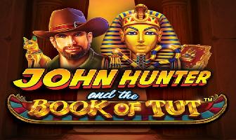 PragmaticPlay - John Hunter And The Book Of Tut