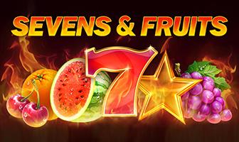 PS - Sevens & Fruits: 20 Lines