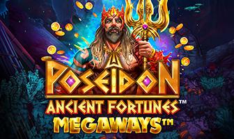 Triple Edge Studios - Ancient Fortunes: Poseidon Megaways